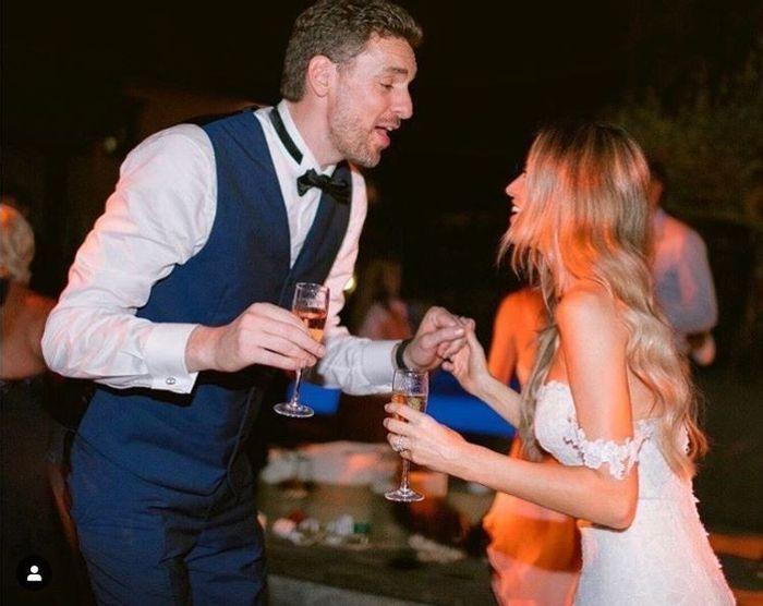 5 parejas famosas que han tenido 2 bodas espectaculares 💍 2