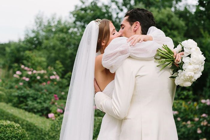 5 parejas famosas que han tenido 2 bodas espectaculares 💍 5