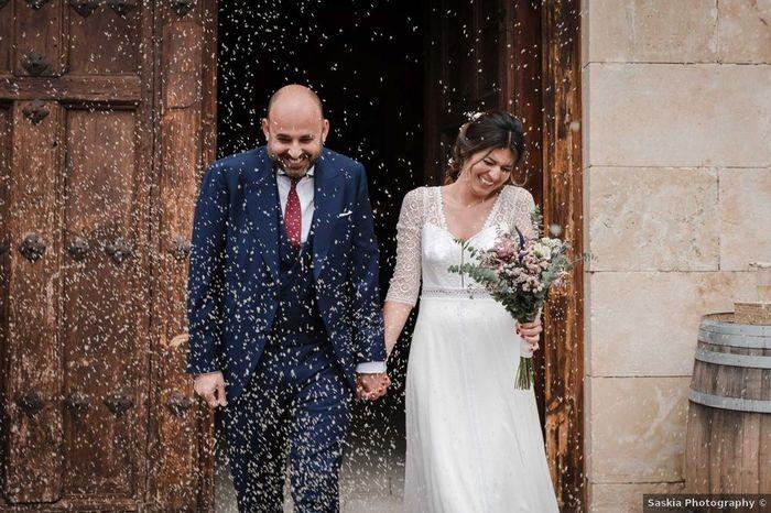 Os cuento por qué se tira arroz en la boda, ¡a ver quién lo sabía! 😜 1