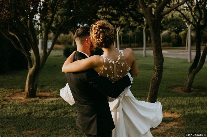 La noche de bodas, ¿tranquilita o alocada? 2