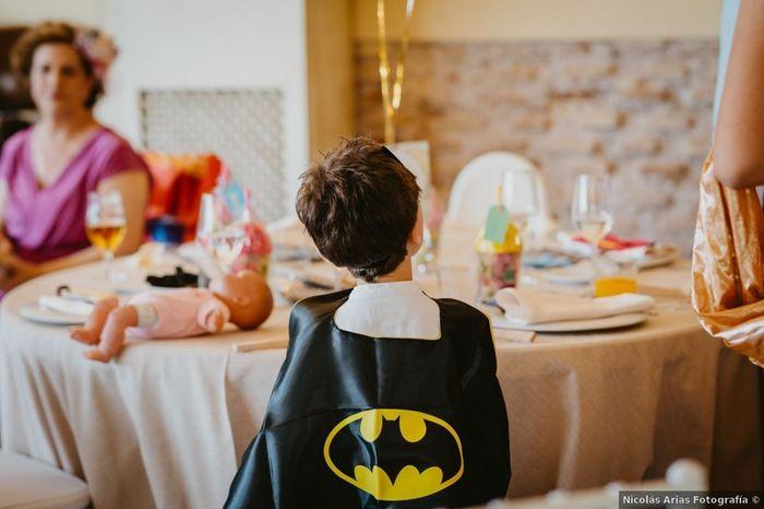 ¿Niños en la boda sí o no? 2