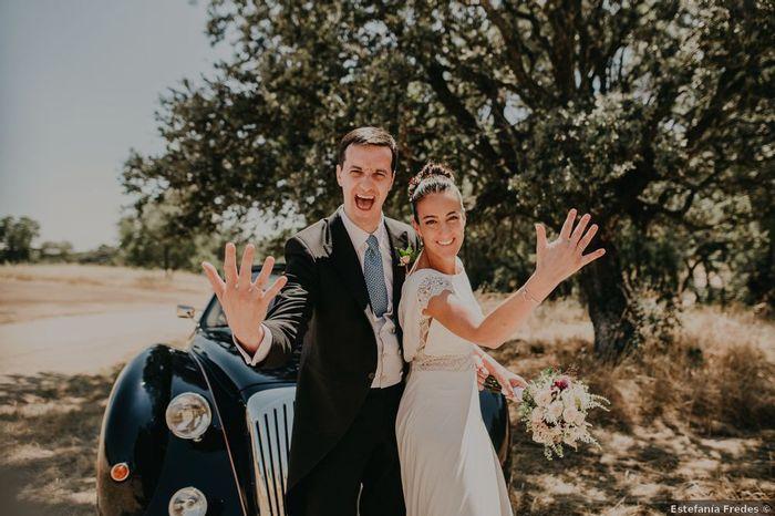 3 estilos de boda: ¿Cuál te gusta más? 😎 1