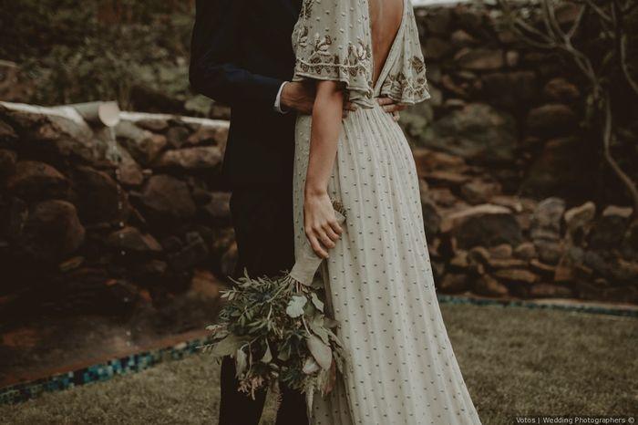 ¿En algún momento has pensado que tu pareja no hace nada de la boda? 1