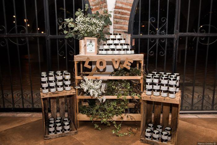 Si te dieran una mermelada en una boda, ¿qué pensarías? 1