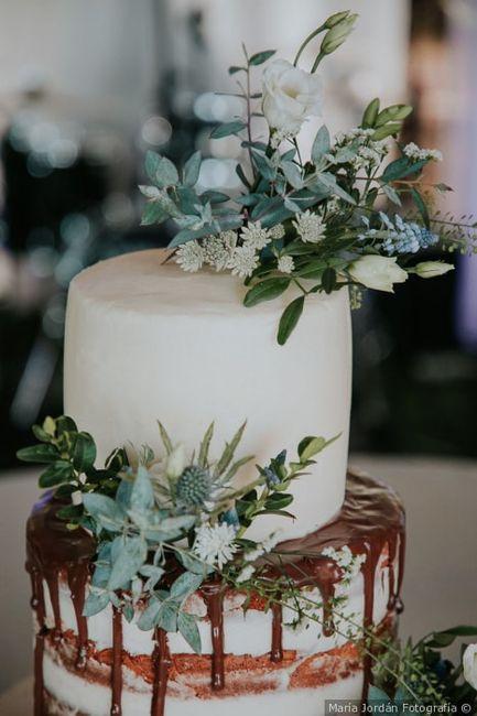Al loro con esta tarta, ¿eres fan? 1
