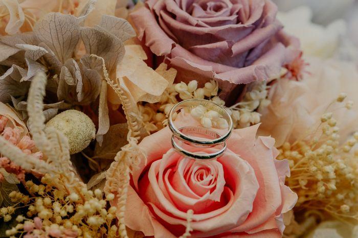 ¿Cuántas ⭐️ le das a estos anillos de oro blanco? 2