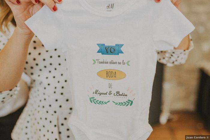 Ay bebotes 👶😍 ¿Cuántos asistirán a vuestra boda? 1