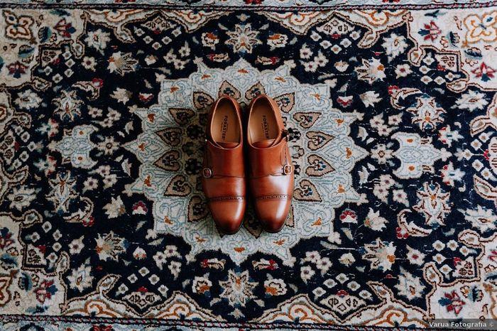Aguantaré toda la boda con los mismos zapatos, ¿V o F? 2