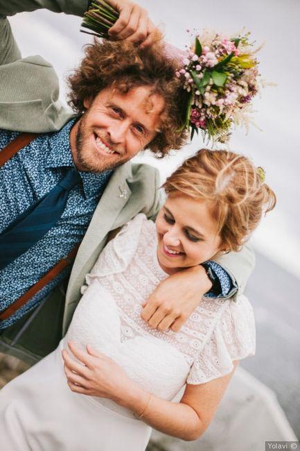 ¿Qué bodas se celebran a los 5 años? 😏 1