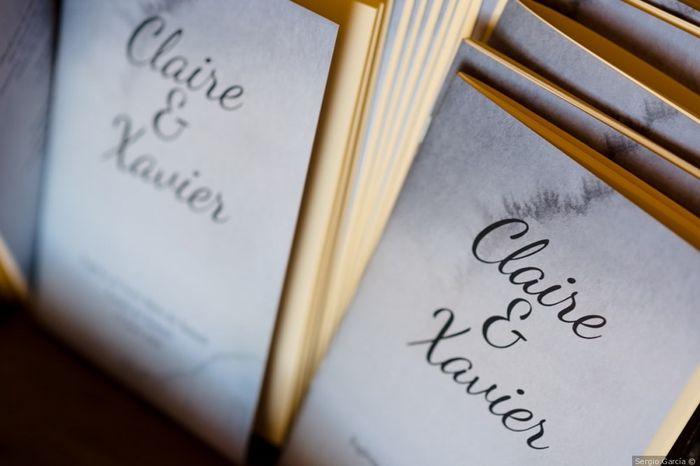 Define con una palabra... ¡El estilo de tus invitaciones! 2