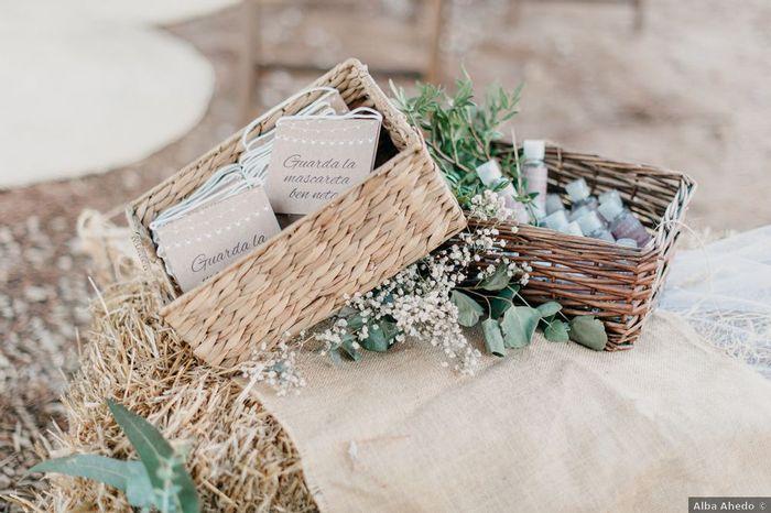 Para las bodas próximas: ¿Os gusta este kit? 1