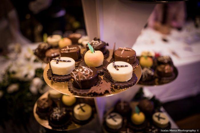 Si estos pastelitos aparecieran en vuestra cocina de repente... 1