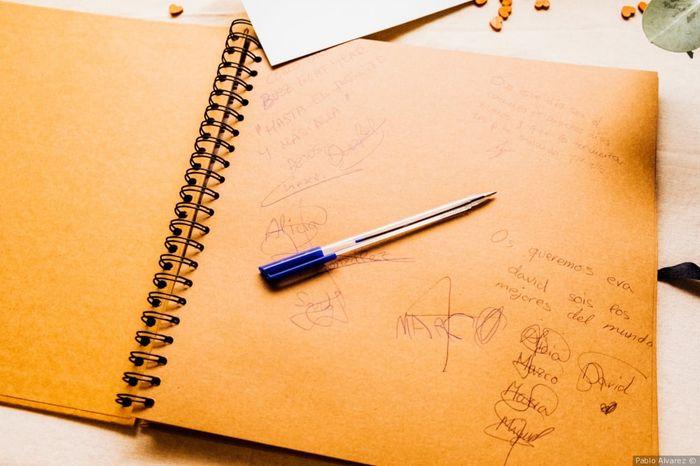 Pide un deseo: ¡Elige tu libro de firmas! 4