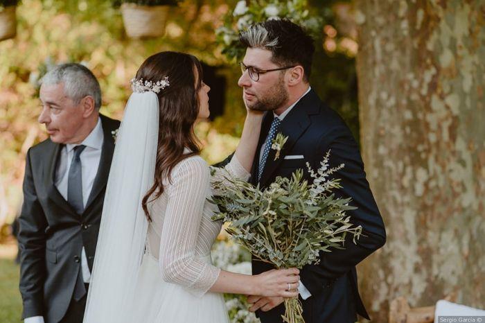 ¿Quién es vuestra mano derecha con la preparación de la boda? 1