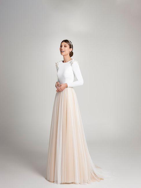 Este vestido, ¿lo tendrías en tu boda? 2