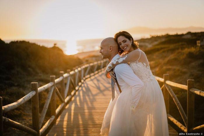 ¿Lo tendrías en tu boda? ¡Vota! 😎 1