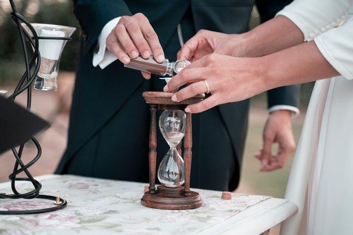 Este ritual, ¿lo tendrías en tu boda? 2