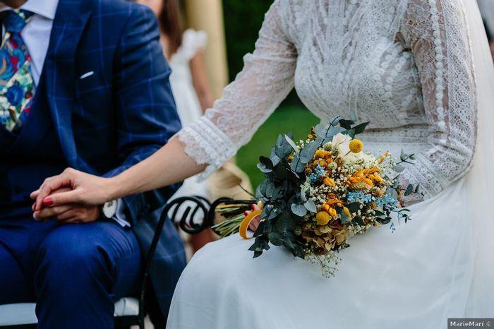 ¿Ha sido 2021 un punto de inflexión en los preparativos de vuestra boda? 1