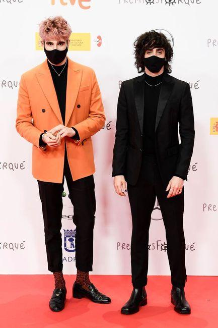 Los mejores looks de los Premios Forqué 2021 12
