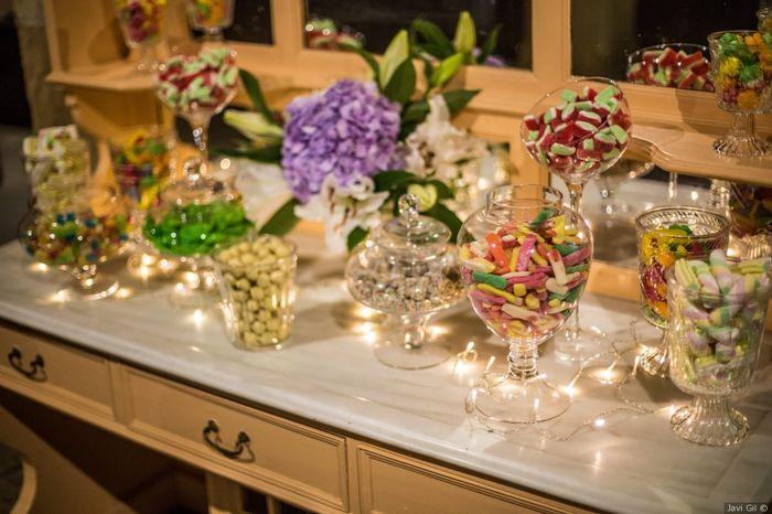 Te casas mañana... ¡Escoge tu candy bar! 🍩 2
