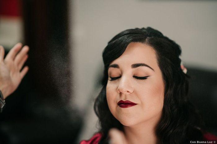 Te casas mañana... ¡Escoge tu maquillaje! 😊 2