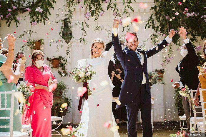 ¿Tienes unas ganas locas de ir de boda? ¡Pues dilo ALTO Y CLARO! 🥳️ 1