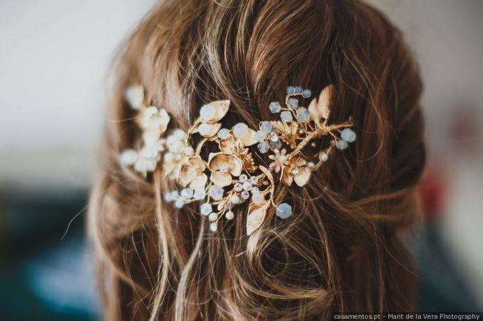 ¡Quiero este TOCADO en mi boda! 1