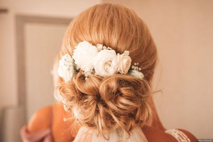 ¡Quiero este TOCADO en mi boda! 2