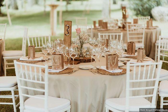 ¿Cómo entregaréis los detalles de boda? 2