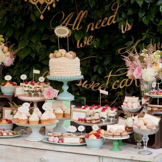 3 mesas dulces ideales, ¡aquí tienes inspiración! 2