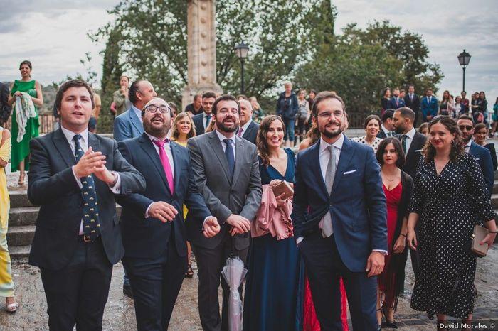 SONDEO -> ¿Habrá más hombres o mujeres en tu boda? 1