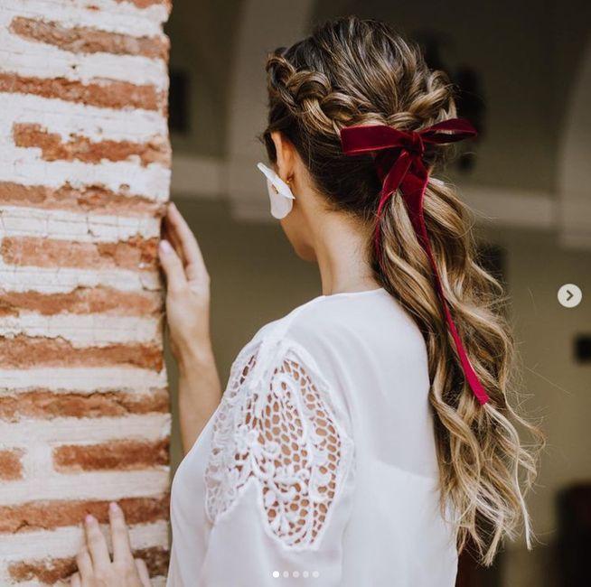 Peinados con cintas: ¡DI-VI-NOS! 1