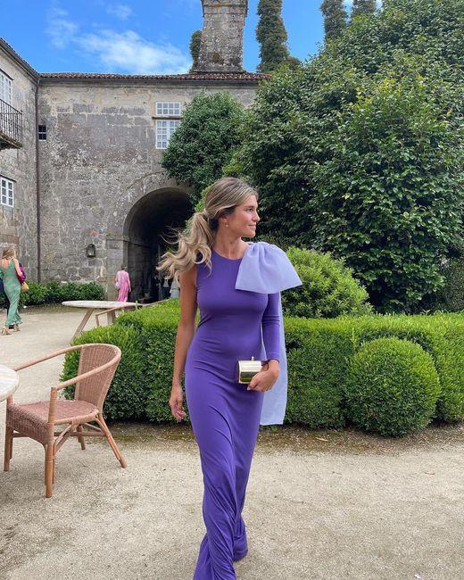 Boda de Lucía Bárcena: ¡Te enseñamos los looks de la novia y las invitadas! - 6