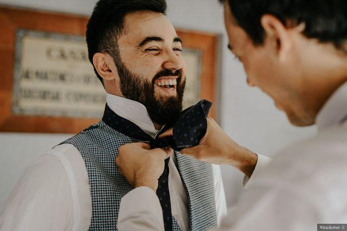 ¿Saber hacer el nudo de la corbata? 😏 - 1