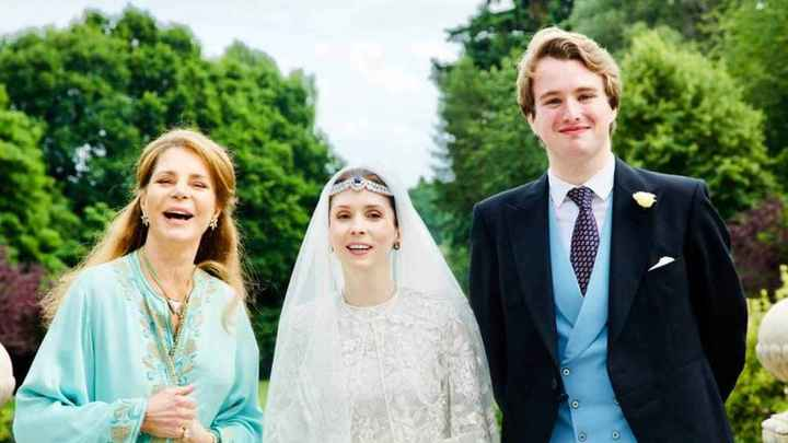 La princesa Raiyah de Jordania se ha casado con el británico Ned Donovan. - 2