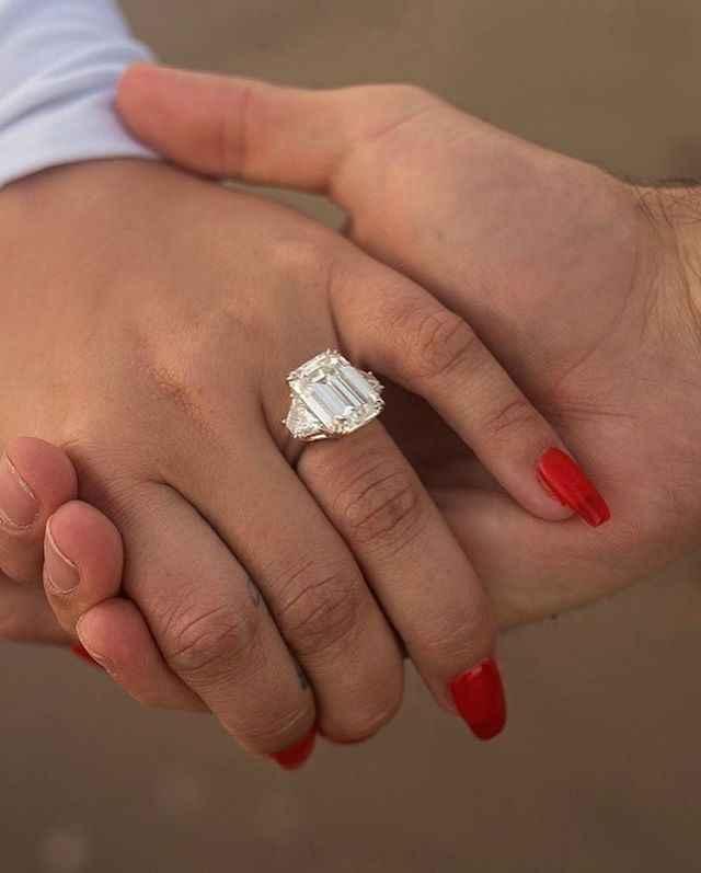 ¡Demi Lovato se ha comprometido! 💍 - 2