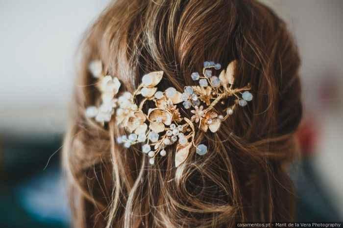 ¡Quiero este TOCADO en mi boda! - 1