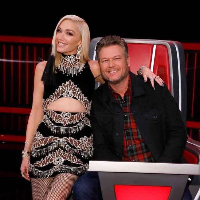 ¡Muchas felicidades a Gwen Stefani y Blake Shelton! 💍 - 1