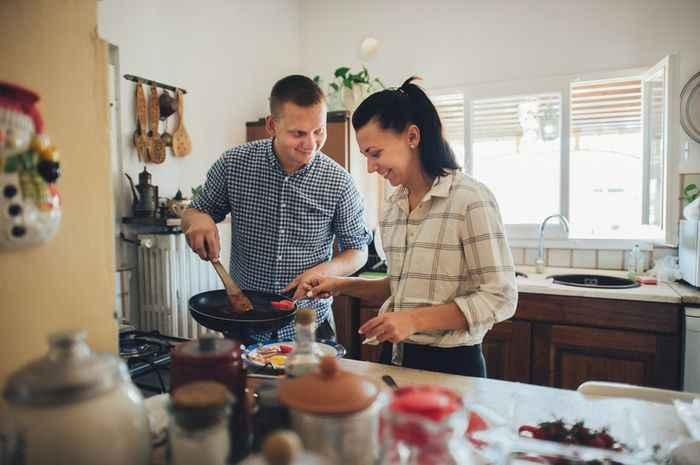 ¿Os gusta cocinar en pareja? - 1