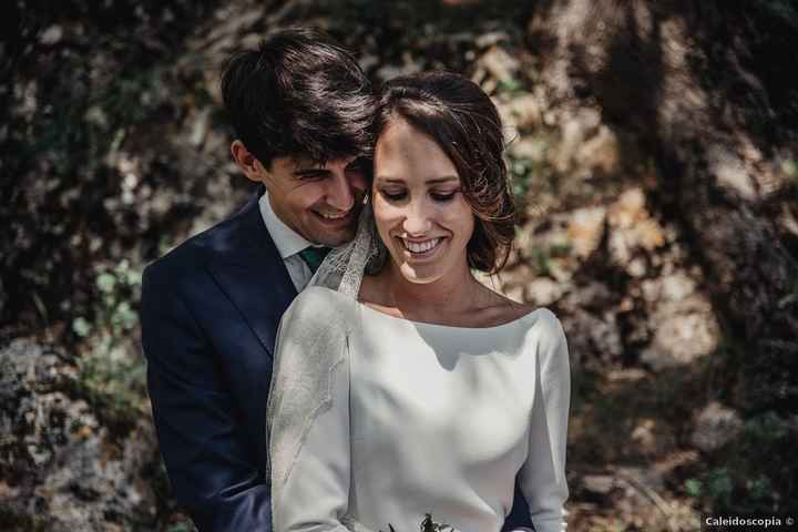 ¿Qué partes de la boda te produce estas sensaciones? - 1