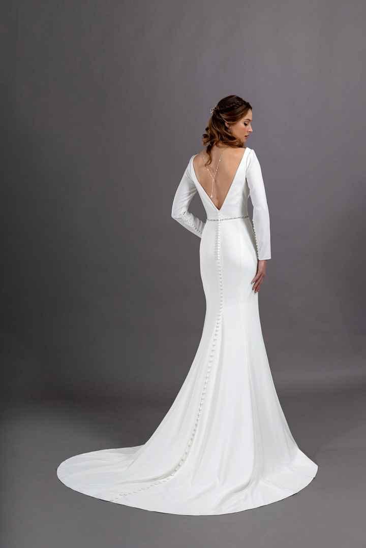 Mi vestido tendrá... - 1