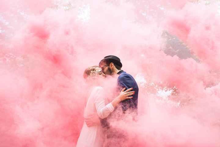 ¡Comenta cuál es el color de vuestra boda! - 1