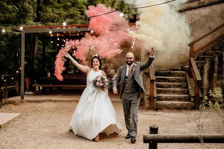 Colores que son tendencia: ¿cuál encaja en tu boda? 🎨 - 1