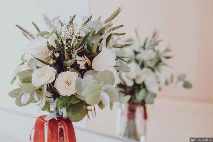 En las flores de la boda, ¿habrá un guiño a vuestra tierra? - 1