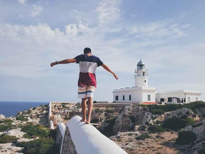 Escapada preboda a Menorca, ¿te apetece? 😏 - 1
