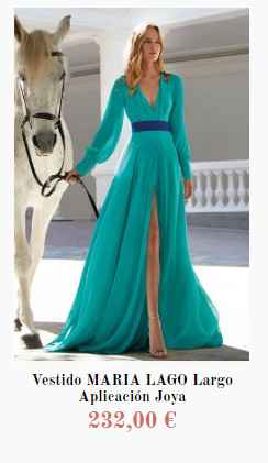 Vestido Maria Lago