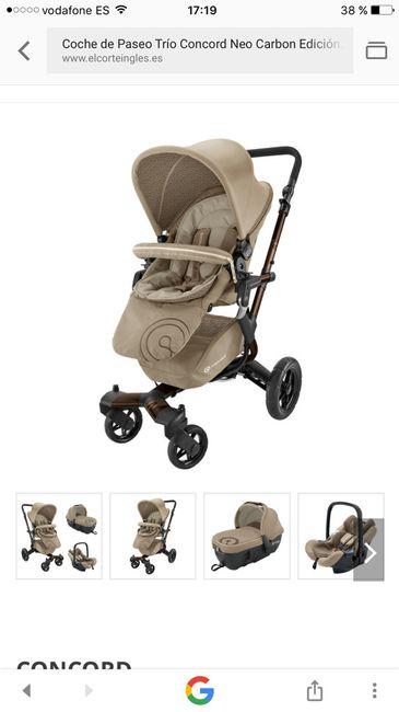 Elegir carrito bebé - 1