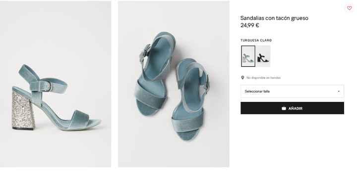 En mi búsqueda de zapatos he visto estos en HyM, por si te interesa...