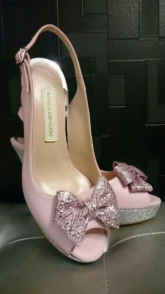Amor a 1° vista de estos zapatos. - 1