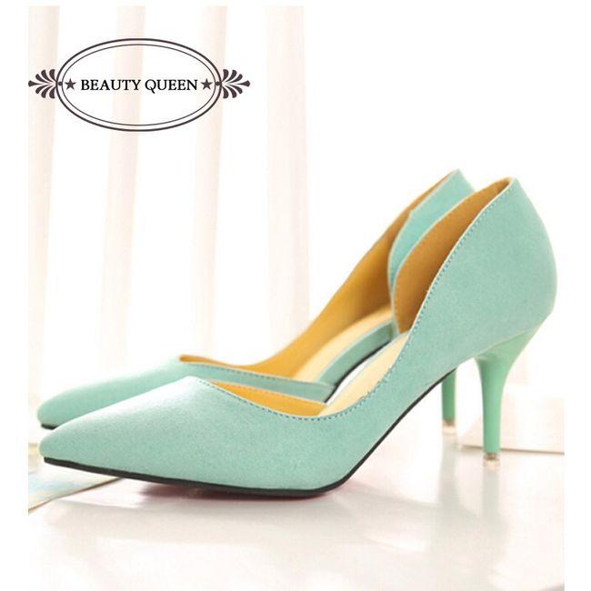 1e88d50ba Y Zapatos Ramo Mint Verde Foro Nupcial Moda daq7ar